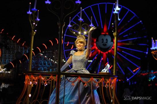 Pixar Pier Media Event - Paint the Night with Incredibles Float-43
