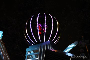Pixar Pier Media Event - Paint the Night with Incredibles Float-62