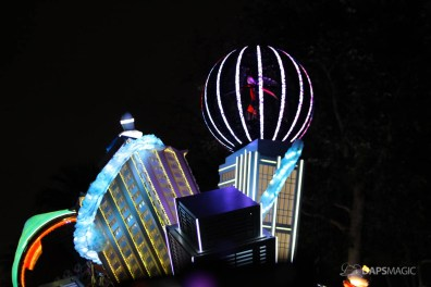Pixar Pier Media Event - Paint the Night with Incredibles Float-65