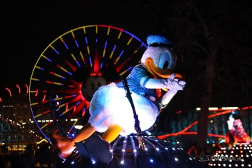 Pixar Pier Media Event - Paint the Night with Incredibles Float-71