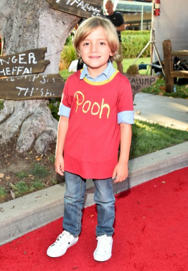 BURBANK, CA - JULY 30: Jeremy Maguire attends the world premiere of Disney's 'Christopher Robin' at the Main Theater on the Walt Disney Studios lot in Burbank, CA on July 30, 2018. (Photo by Alberto E. Rodriguez/Getty Images for Disney) *** Local Caption *** Jeremy Maguire