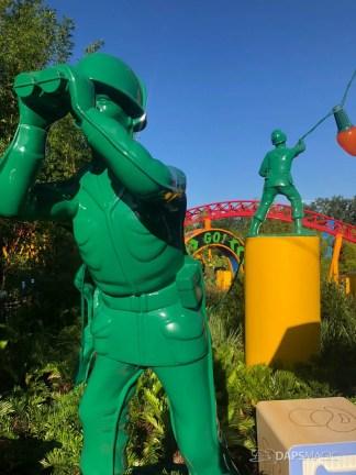 Toy Story Land Opening Weekend - Disney's Hollywood Studios - Walt Disney World Resort