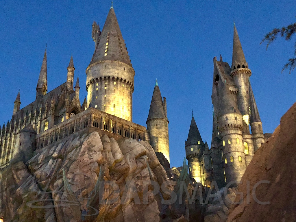 Universal Studios Hollywood Trip Report With One Last Jurassic Park Ride and Hogwarts Night Show