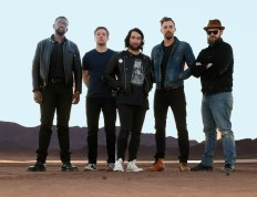 """Plain White T's (""""Hey There Delilah"""") will perform Sept. 17-19 at America Gardens Theatre at 5:30, 6:45 and 8 p.m. during the 23rd Epcot International Food & Wine Festival """"Eat to the Beat"""" concert series. Performances are included with Epcot admission. (Disney)"""