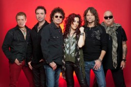 """Starship featuring Mickey Thomas (""""We Built This City"""") will perform Oct. 26-28 at America Gardens Theatre at 5:30, 6:45 and 8 p.m. during the 23rd Epcot International Food & Wine Festival """"Eat to the Beat"""" concert series. Performances are included with Epcot admission. (Disney)"""