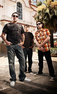"Smash Mouth (""All Star"") will perform Oct. 13-14 at America Gardens Theatre at 5:30, 6:45 and 8 p.m. during the 23rd Epcot International Food & Wine Festival ""Eat to the Beat"" concert series. Performances are included with Epcot admission. (Disney)"