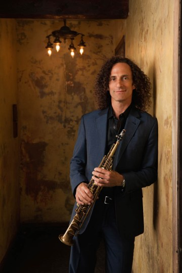 "Kenny G (""Songbird"") will perform Oct. 22-23 at America Gardens Theatre at 5:30, 6:45 and 8 p.m. during the 23rd Epcot International Food & Wine Festival ""Eat to the Beat"" concert series. Performances are included with Epcot admission. (Disney)"