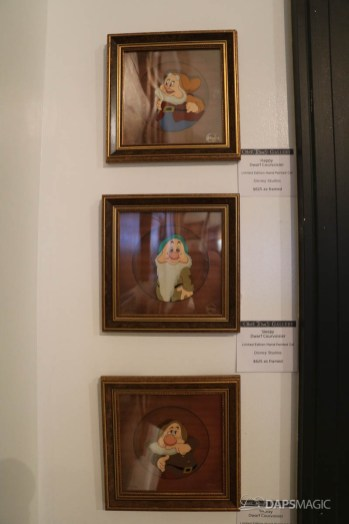 Snow White to Star Wars - A Disney Fine Art Exhibit at the Chuck Jones Gallery-10