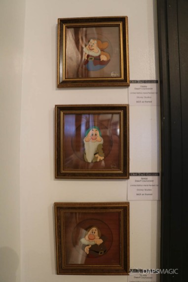 Snow White to Star Wars - A Disney Fine Art Exhibit at the Chuck Jones Gallery-10
