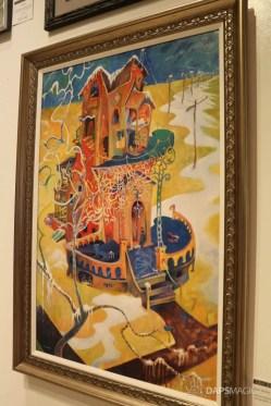 Snow White to Star Wars - A Disney Fine Art Exhibit at the Chuck Jones Gallery-48