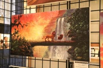 Snow White to Star Wars - A Disney Fine Art Exhibit at the Chuck Jones Gallery-5