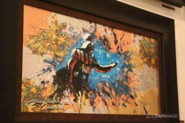 Snow White to Star Wars - A Disney Fine Art Exhibit at the Chuck Jones Gallery-6