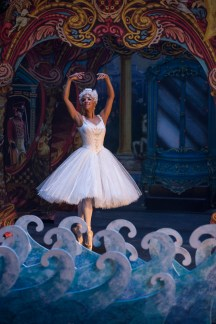 Misty Copeland is the Ballerina Princess in Disney's THE NUTCRACKER AND THE FOUR REALMS.