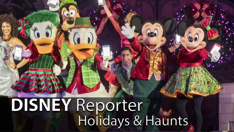 Holidays & Haunts - DISNEY Reporter