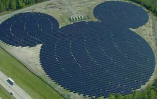 Disney to Launch Solar Panel Farm Capable of Powering Two Walt Disney World Resort Theme Parks!