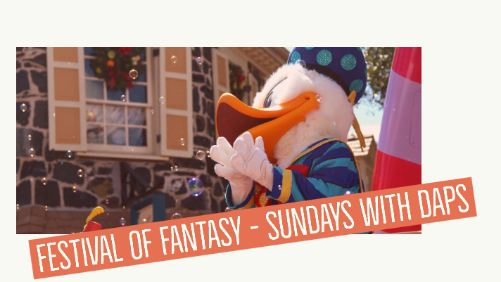 Festival of Fantasy – Sundays with DAPs