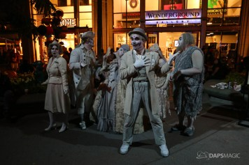 SCAREolers - Westbeat Sings - Downtown Disney District-27