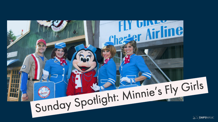 Sunday Spotlight: Minnie's Fly Girls