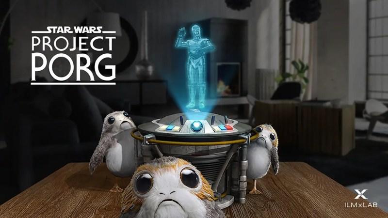 Star Wars: Project Porg