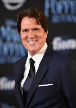 HOLLYWOOD, CA - NOVEMBER 29: Director/producer Rob Marshall attends Disney's 'Mary Poppins Returns' World Premiere at the Dolby Theatre on November 29, 2018 in Hollywood, California. (Photo by Alberto E. Rodriguez/Getty Images for Disney) *** Local Caption *** Rob Marshall