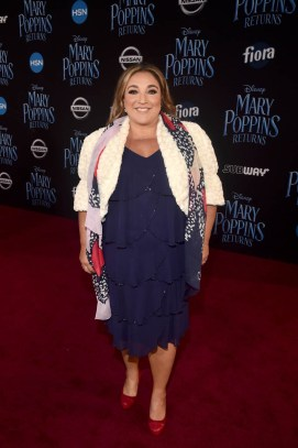 HOLLYWOOD, CA - NOVEMBER 29: Jo Frost attends Disney's 'Mary Poppins Returns' World Premiere at the Dolby Theatre on November 29, 2018 in Hollywood, California. (Photo by Alberto E. Rodriguez/Getty Images for Disney) *** Local Caption *** Jo Frost