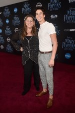 HOLLYWOOD, CA - NOVEMBER 29: Camryn Manheim (L) and Milo Manheim attend Disney's 'Mary Poppins Returns' World Premiere at the Dolby Theatre on November 29, 2018 in Hollywood, California. (Photo by Alberto E. Rodriguez/Getty Images for Disney) *** Local Caption *** Camryn Manheim; Milo Manheim