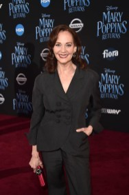 HOLLYWOOD, CA - NOVEMBER 29: Lesley Ann Warren attends Disney's 'Mary Poppins Returns' World Premiere at the Dolby Theatre on November 29, 2018 in Hollywood, California. (Photo by Alberto E. Rodriguez/Getty Images for Disney) *** Local Caption *** Lesley Ann Warren