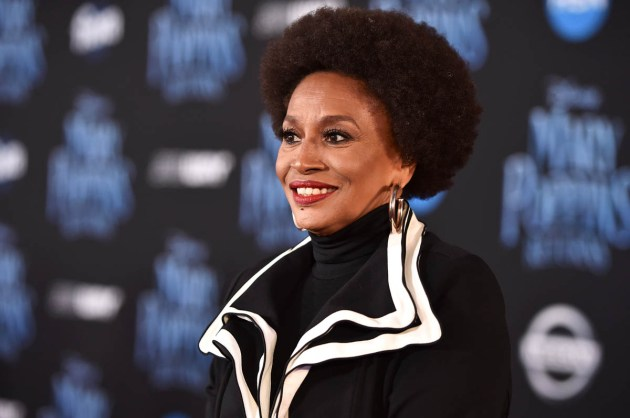 HOLLYWOOD, CA - NOVEMBER 29: Jenifer Lewis attends Disney's 'Mary Poppins Returns' World Premiere at the Dolby Theatre on November 29, 2018 in Hollywood, California. (Photo by Alberto E. Rodriguez/Getty Images for Disney) *** Local Caption *** Jenifer Lewis