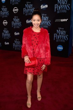 HOLLYWOOD, CA - NOVEMBER 29: Ruth Righi attends Disney's 'Mary Poppins Returns' World Premiere at the Dolby Theatre on November 29, 2018 in Hollywood, California. (Photo by Alberto E. Rodriguez/Getty Images for Disney) *** Local Caption *** Ruth Righi