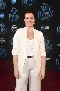 HOLLYWOOD, CA - NOVEMBER 29: Bellamy Young attends Disney's 'Mary Poppins Returns' World Premiere at the Dolby Theatre on November 29, 2018 in Hollywood, California. (Photo by Alberto E. Rodriguez/Getty Images for Disney) *** Local Caption *** Bellamy Young