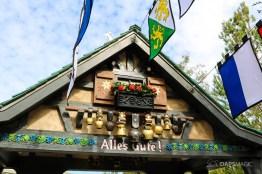 New Matterhorn Bobsleds Entrance and Queue at Disneyland-10