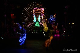 Paint the Night Final Night at Disney California Adventure 2018-2