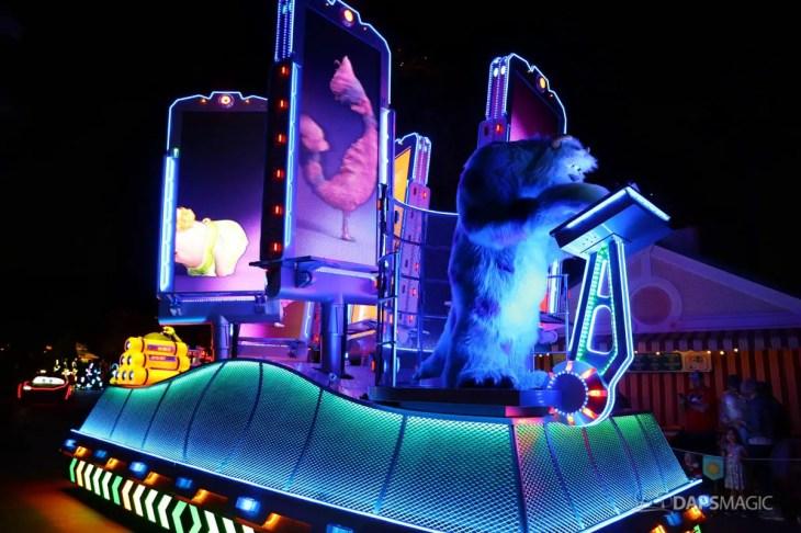 Paint the Night Final Night at Disney California Adventure 2018-20