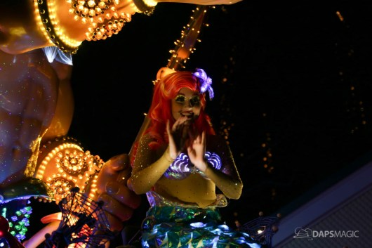 Paint the Night Final Night at Disney California Adventure 2018-42