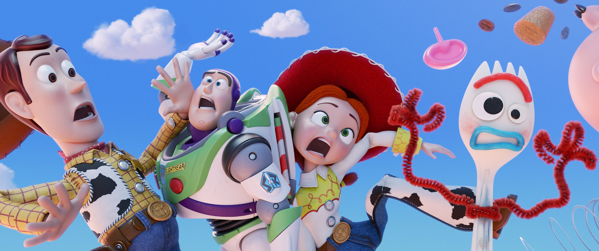 Disney-Pixar Releases First Teaser and Poster for Toy Story 4!