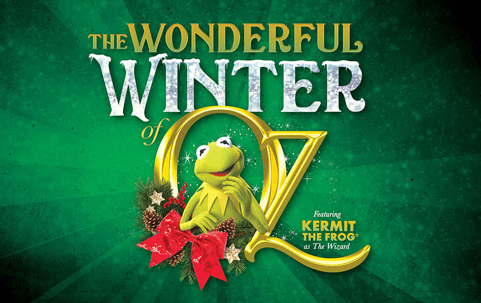 See Kermit the Frog in Live Production of The Wonderful Winter of Oz at Pasadena Civic Auditorium