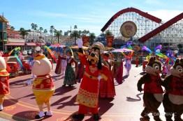 Mulan's Lunar New Year Celebration - 2019 Disney California Adventure
