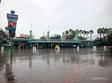 Rainy Day at the Disneyland Resort-1
