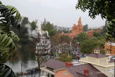 Rainy Day at the Disneyland Resort-112