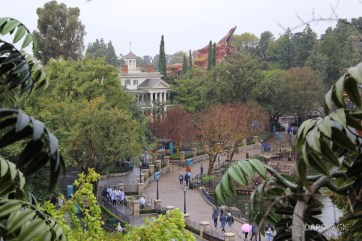 Rainy Day at the Disneyland Resort-114