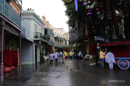 Rainy Day at the Disneyland Resort-127