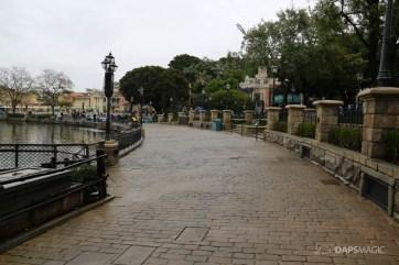 Rainy Day at the Disneyland Resort-135