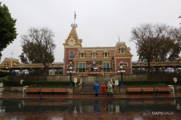 Rainy Day at the Disneyland Resort-59