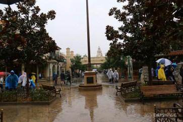Rainy Day at the Disneyland Resort-67