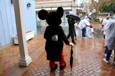 Rainy Day at the Disneyland Resort-88