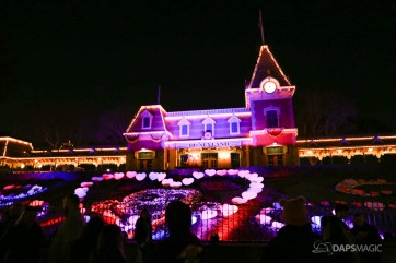 Disneyland After Dark Sweethearts' Nite