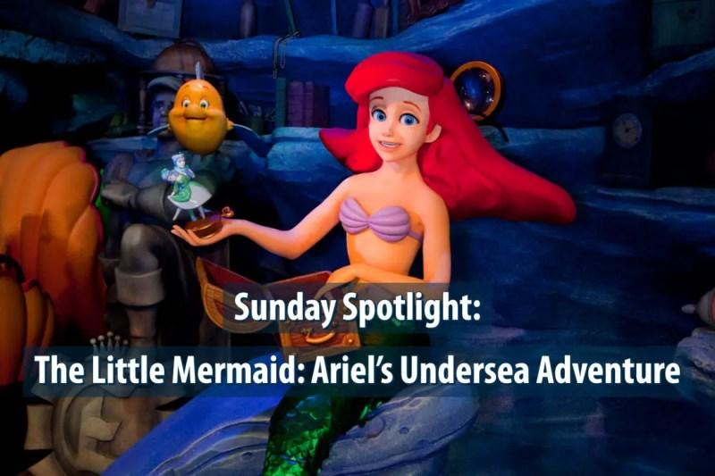 Sunday Spotlight: The Little Mermaid: Ariel's Undersea Adventure