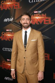 "HOLLYWOOD, CA - MARCH 04: Actor Lee Pace attends the Los Angeles World Premiere of Marvel Studios' ""Captain Marvel"" at Dolby Theatre on March 4, 2019 in Hollywood, California. (Photo by Jesse Grant/Getty Images for Disney) *** Local Caption *** Lee Pace"