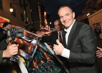 "HOLLYWOOD, CA - MARCH 04: Actor Clark Gregg attends the Los Angeles World Premiere of Marvel Studios' ""Captain Marvel"" at Dolby Theatre on March 4, 2019 in Hollywood, California. (Photo by Charley Gallay/Getty Images for Disney) *** Local Caption *** Clark Gregg"