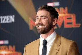 """HOLLYWOOD, CA - MARCH 04: Actor Lee Pace attends the Los Angeles World Premiere of Marvel Studios' """"Captain Marvel"""" at Dolby Theatre on March 4, 2019 in Hollywood, California. (Photo by Jesse Grant/Getty Images for Disney) *** Local Caption *** Lee Pace"""